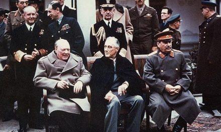 The Yalta Agreement – Satan's Method