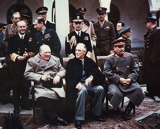 The Yalta Agreement – Satan's Method