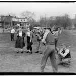 1950s Little League Baseball