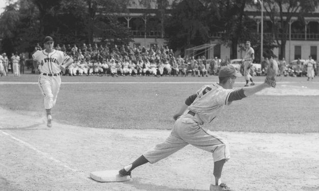 Baseball & Discipline in the 1950s