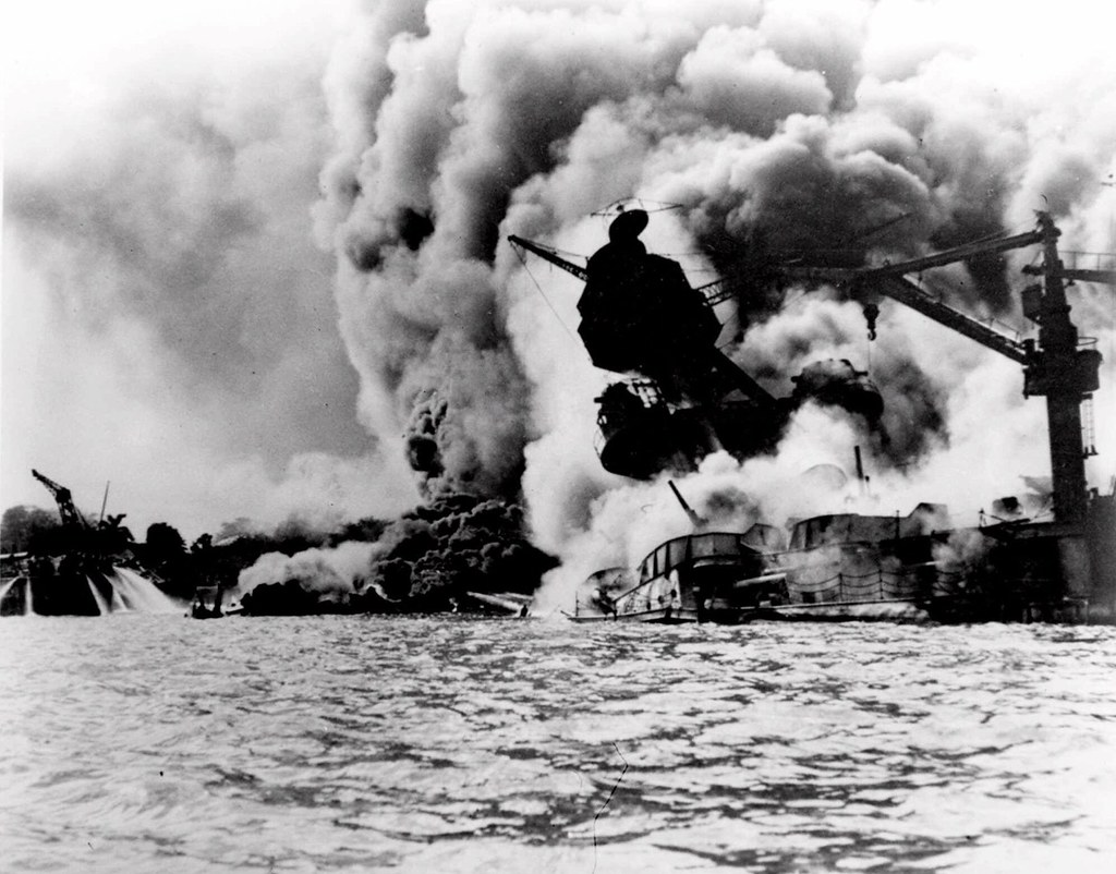 Pearl Harbor Attack photo