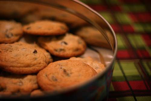 5 Tips For Great Chocolate Chip Cookies!