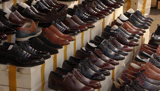Buying Men's Shoes