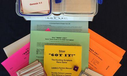 """Bible """"GOT IT""""!"""